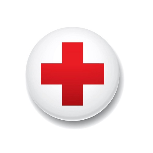 Resolve to give blood with the Red Cross
