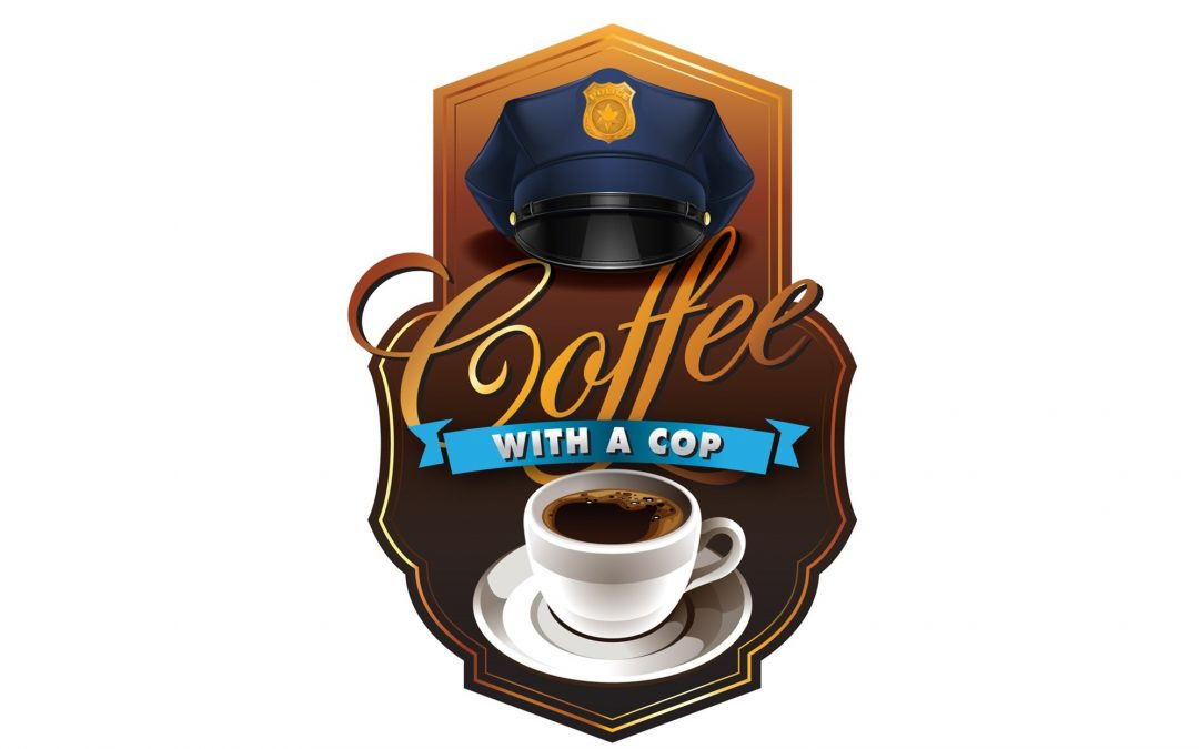 Coffee with a Cop March 23rd