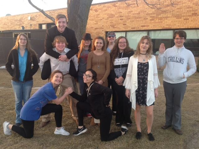 Valentine Speech Team Bring Home 10 Medals