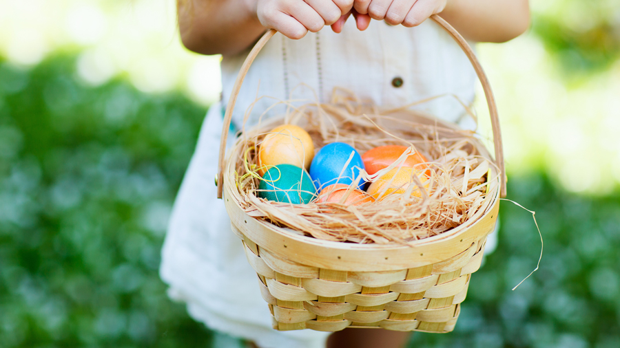 Area Easter Egg Hunts