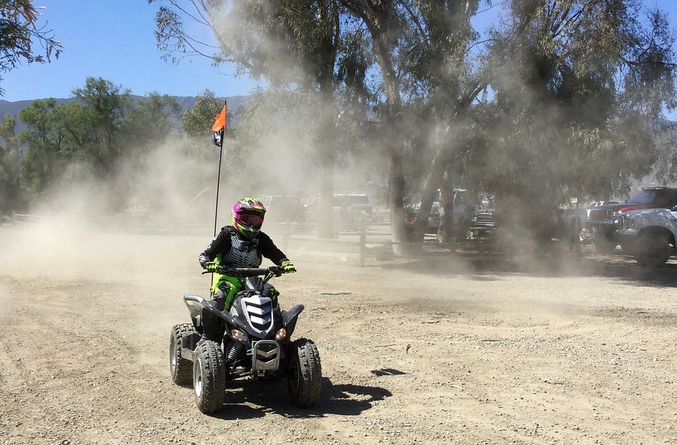 Free Youth ATV Training