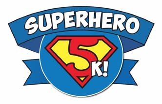 Superhero 5K and Kids Fun Run
