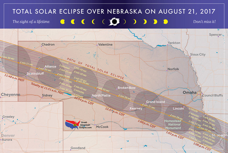 Total Solar Eclipse August 21st