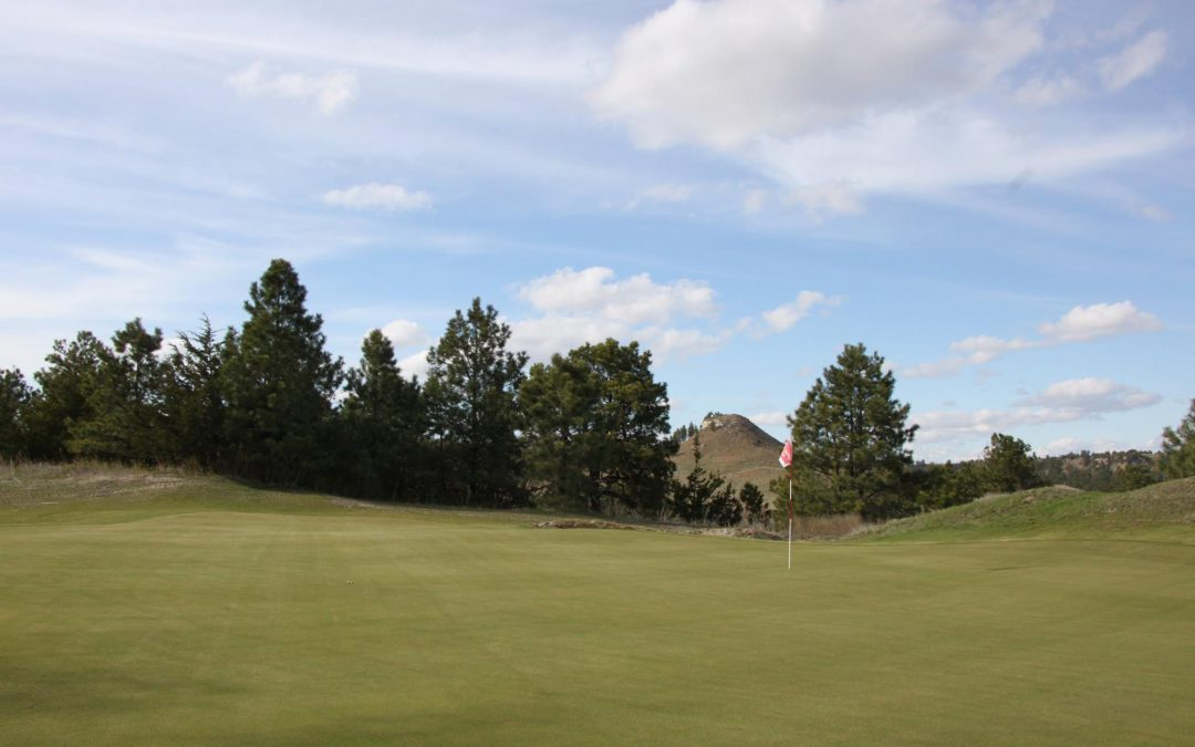 Fredrick Peak Golf Club Closed for the Season