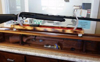 Valentine Chamber Gun Raffle
