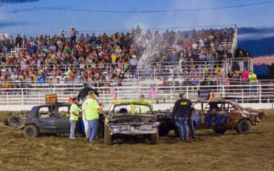 Demolition Derby July 4th