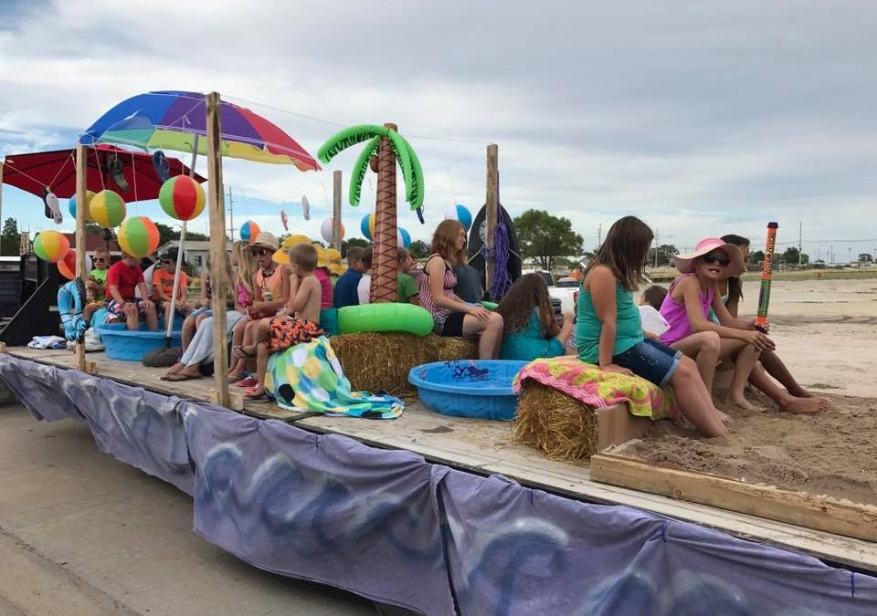 Cherry County Parade Results