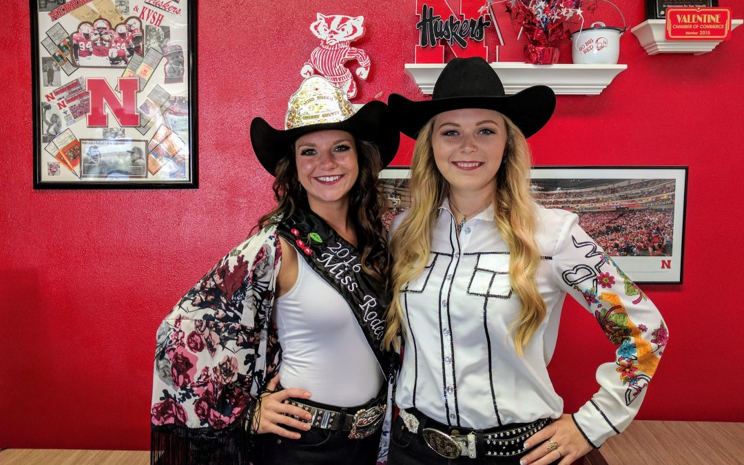 Miss Rodeo Cherry County