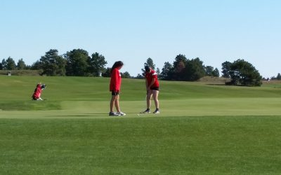 Valentine's Fredrick Peak Golf Club hosting Southwest Conference Girls Golf