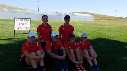 Chadron Invite Girls Golf Results