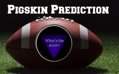 Pigskin Prediction Contest Winners