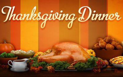 Thanksgiving Dinner at St. Nicholas Catholic Church