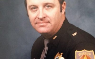 Former long-time Sheriff passes away