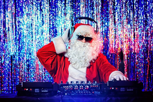 Santa-Day Night Oldies Show a Hit!