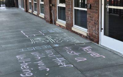 Vandalism Outside Sen. Fischer's Office