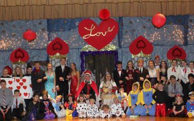 Valentine Annual Coronation