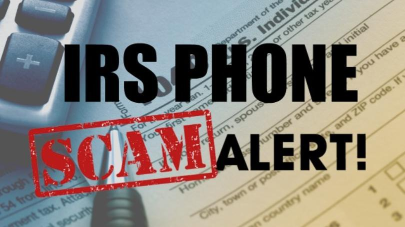 IRS Phone Scams Continue