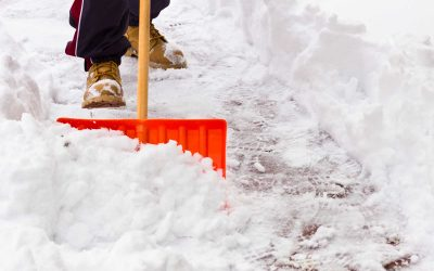 Residents Reminded to Clear Snow