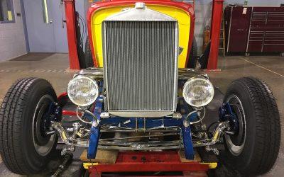 MPCC Unveils Raffle Car