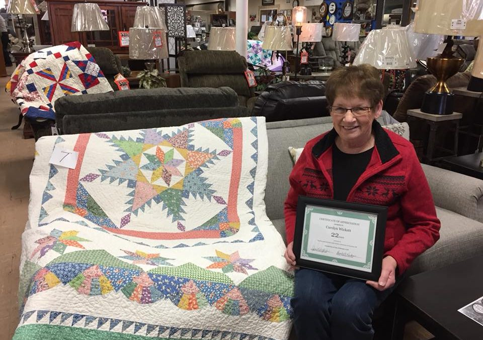 Quilt Show Results