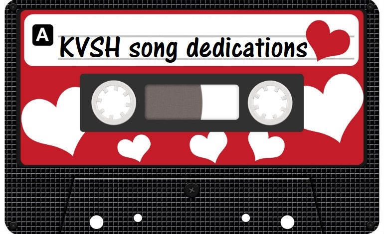 Dedicate a Song This Valentine's Day
