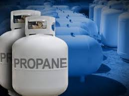 Propane Leak Discovered