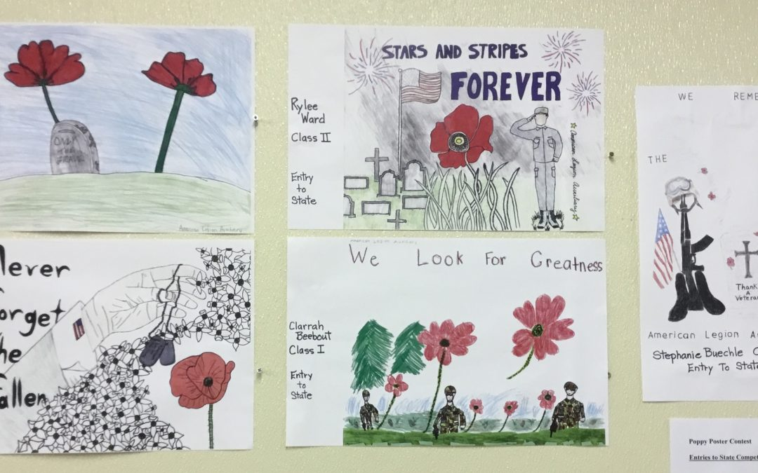 Poppy Poster Contest Winners