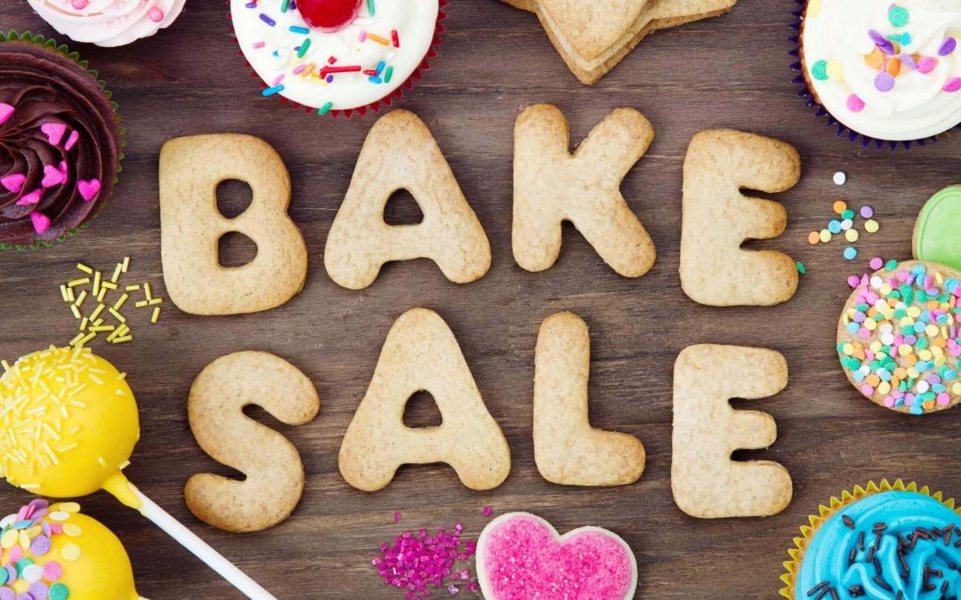 Senior Center Bake Sale Thursday