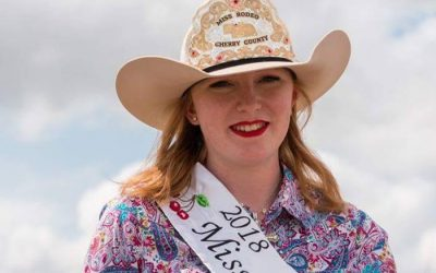 County Rodeo Queen and Princess Crowned