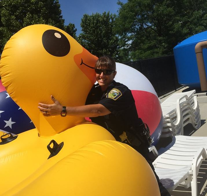 National Night Out Makes a Splash