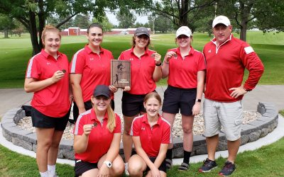 Lady Badger Golf Results