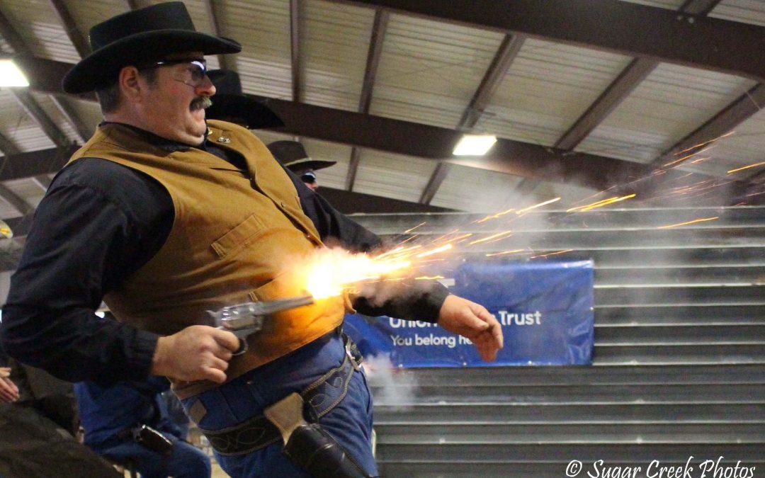 Cowboy Fast Draw in Valentine September 14-16