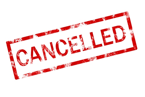 Planning Commission Meeting Cancelled