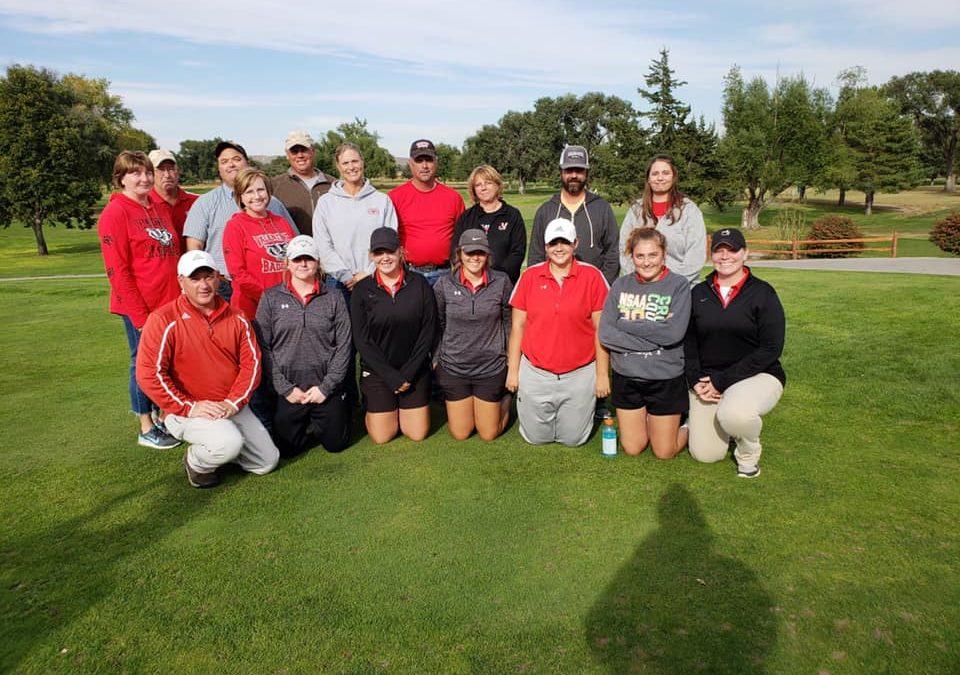 Ravenscroft Qualifies for Girls State Golf Tournament