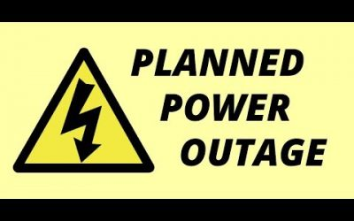 Outage Scheduled November 27th