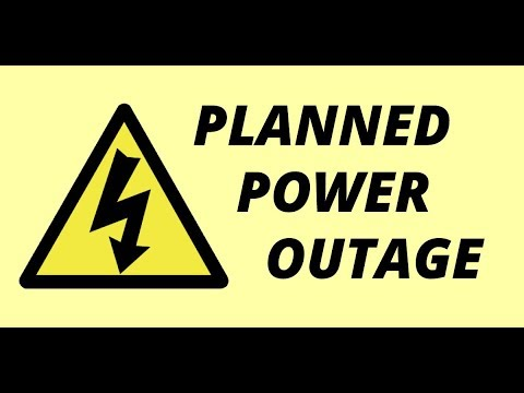 Outages Today