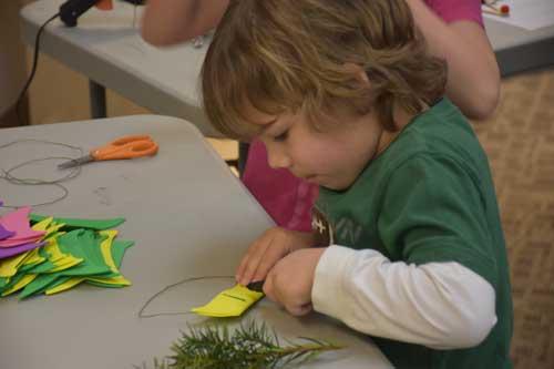 Kids' Craft Day Rescheduled