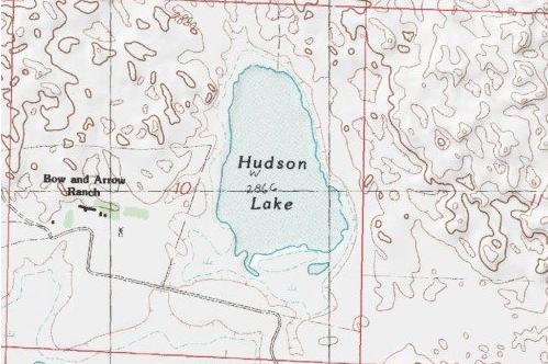 Public access to Hudson Lake closes Feb. 28
