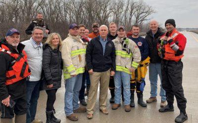 Pence Visits Nebraska