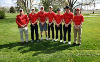 Boys Southwest Conference Golf Results