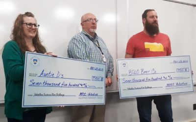Valentine Business Challenge Winners