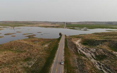 Merritt Campground Open, Highway 97 Still Closed South of Reservoir