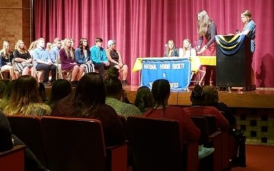 Valentine High School Honors Awards