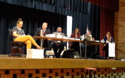 Cherry County Commissioners Hold Public Hearing on Wind Farm