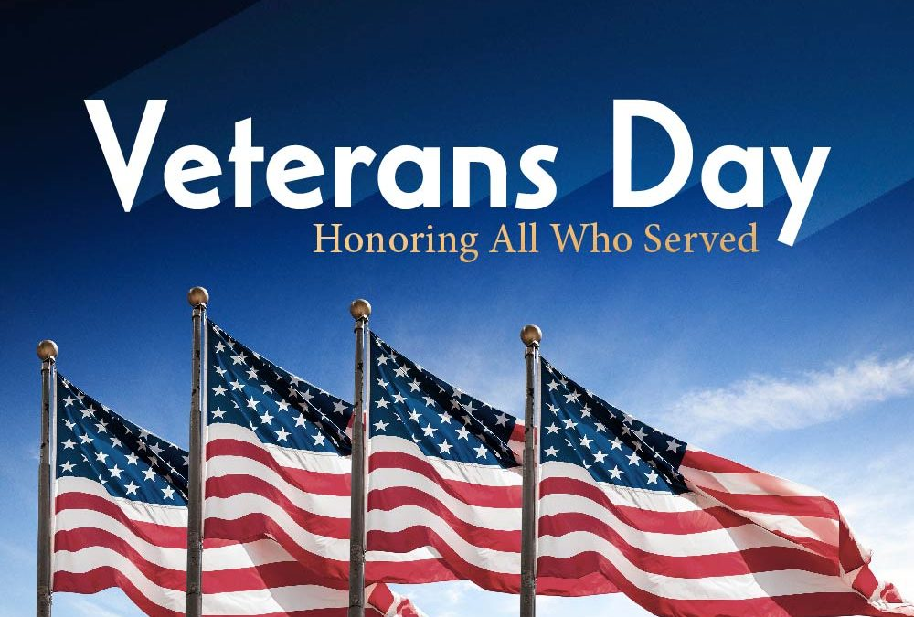 Veterans Day Programs and Activities
