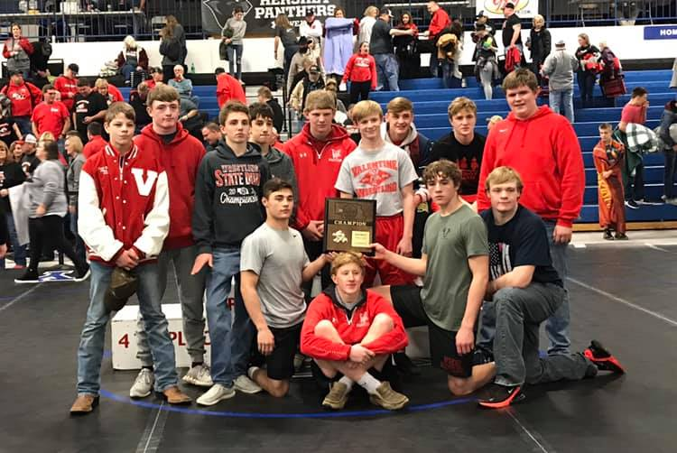 Badgers Win Class C-4 Districts