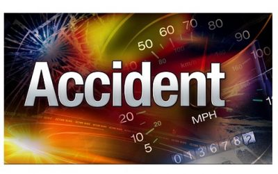 Two Vehicle Collision on N Hwy 83