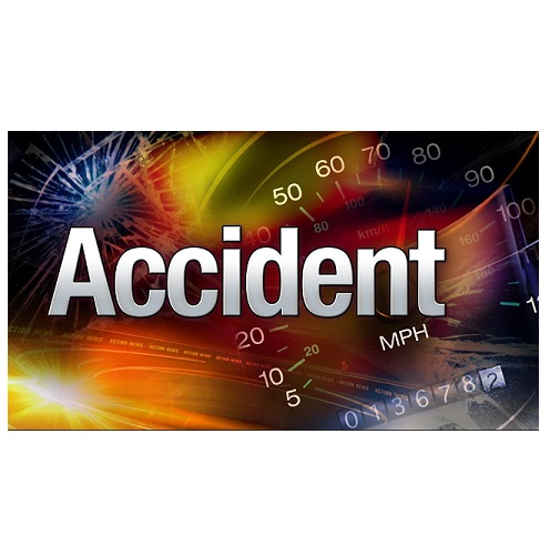 Traffic Accident Near Wood Lake
