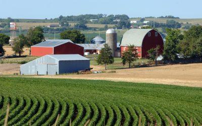 Nebraska Farmland Value Declines