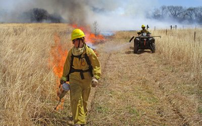 Niobrara Valley Preserve to Host National Fire Event